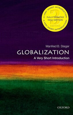 Book Globalization: A Very Short Introduction by Manfred Steger