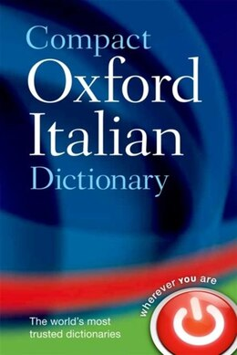 Book Compact Oxford Italian Dictionary by Oxford Dictionaries