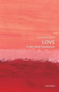 Book Love: A Very Short Introduction by Ronald de Sousa