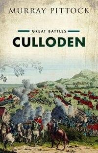 Book Culloden: Great Battles by Murray Pittock