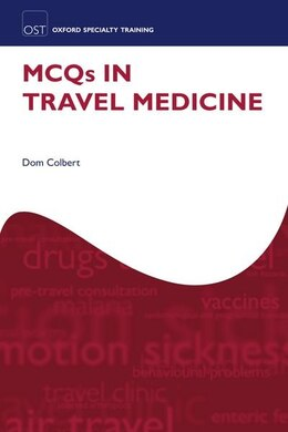 Book MCQs in Travel Medicine by Dom Colbert