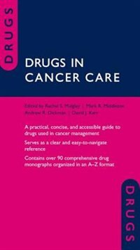 Book Drugs in Cancer Care by Rachel Midgley