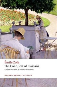Book The Conquest of Plassans by Emile Zola