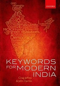 Book Keywords for Modern India by Craig Jeffrey