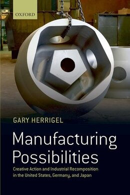Book Manufacturing Possibilities: Creative Action and Industrial Recomposition in the United States… by Gary Herrigel