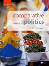 Book Comparative Politics by Daniele Caramani