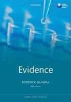 Evidence Core Text