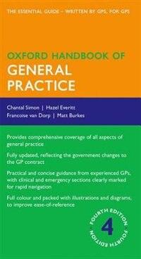 Oxford Handbook of General Practice