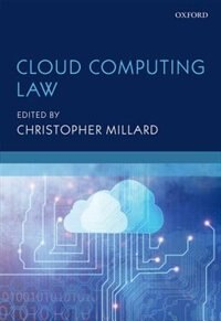 Book Cloud Computing Law by Christopher Millard