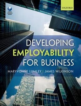 Book Developing Employability for Business by Maryvonne Lumley
