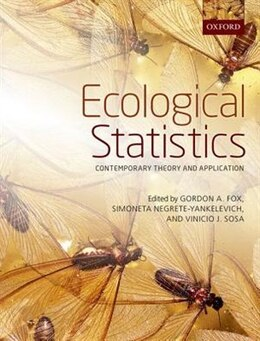 Book Ecological Statistics: Contemporary theory and application by Gordon A. Fox