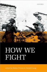 Book How We Fight: Ethics in War by Helen Frowe
