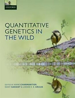 Book Quantitative Genetics in the Wild by Anne Charmantier