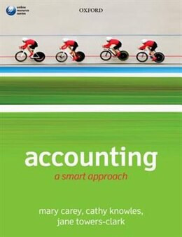 Book Accounting: A Smart Approach by Mary Carey