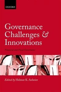 Book Governance Challenges and Innovations: Financial and Fiscal Governance by The Hertie School of Governance