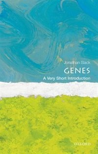 Book Genes: A Very Short Introduction by Jonathan Slack
