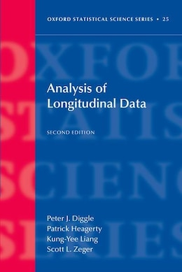 Book Analysis of Longitudinal Data by Peter Diggle