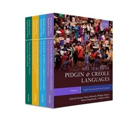 Book The Atlas and Survey of Pidgin and Creole Languages: Four-volume Pack by Susanne Maria Michaelis