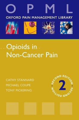 Book Opioids in Non-Cancer Pain by Cathy Stannard