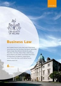 Book Business Law by Joanne Cox