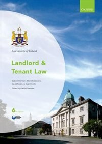 Book Landlord and Tenant Law by Gabriel Brennan
