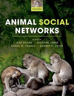 Book Animal Social Networks by Jens Krause