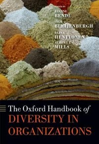 Book The Oxford Handbook of Diversity in Organizations by Regine Bendl