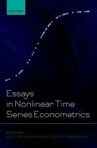 Book Essays in Nonlinear Time Series Econometrics by Niels Haldrup