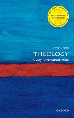 Book Theology: A Very Short Introduction by David Ford
