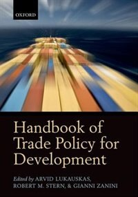 Book Handbook of Trade Policy for Development by Arvid Lukauskas