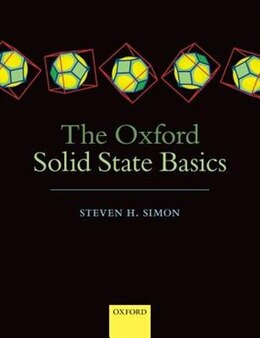 Book The Oxford Solid State Basics by Steven H. Simon