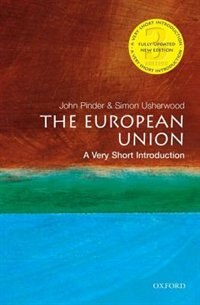 Book The European Union: A Very Short Introduction by John Pinder