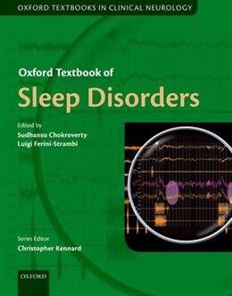 Book Oxford Textbook of Sleep Disorders by Sudhansu Chokroverty