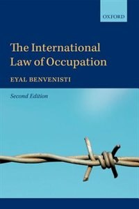 Book The International Law of Occupation by Eyal Benvenisti