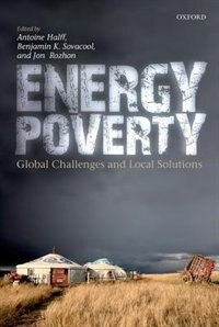 Book Energy Poverty: Global Challenges and Local Solutions by Antoine Halff