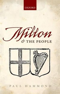 Book Milton and the People by Paul Hammond