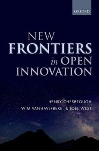 Book New Frontiers in Open Innovation by Henry Chesbrough