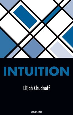 Book Intuition by Elijah Chudnoff