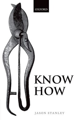 Book Know How by Jason Stanley