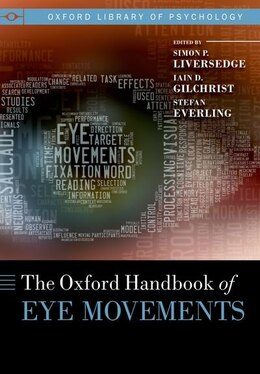 Book The Oxford Handbook of Eye Movements by Simon Liversedge