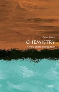 Book Chemistry: A Very Short Introduction by Peter Atkins