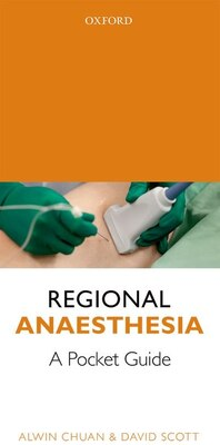 Book Regional Anaesthesia: A Pocket Guide by Alwin Chuan