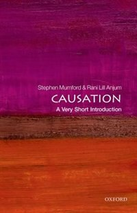 Book Causation: A Very Short Introduction by Stephen Mumford