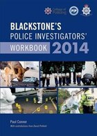 Blackstones Police Investigators Workbook 2014