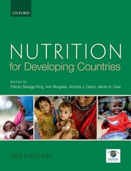 Book Nutrition for Developing Countries by Felicity Savage King