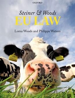 Book Steiner and Woods EU Law by Lorna Woods