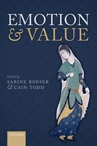 Book Emotion and Value by Sabine Roeser
