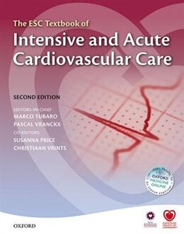 Book The ESC Textbook of Intensive and Acute Cardiovascular Care by Marco Tubaro