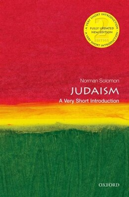 Book Judaism: A Very Short Introduction by Norman Solomon