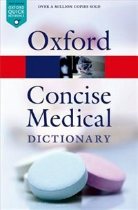 Book Concise Medical Dictionary by Elizabeth Martin
